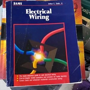 In good condition this book on Electrical Wiring
